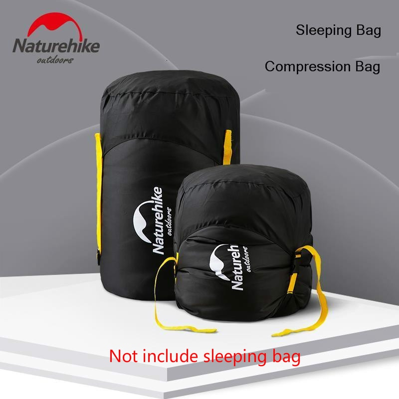 Naturehike Storage Bag 300D Fabric Multi-function Compression Sack Waterproof Portable Travel Sundries Bag Camping