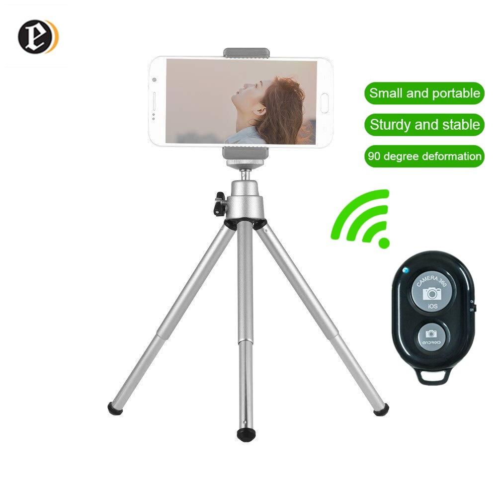 Штатив для телефона, подставка для камеры, держатель для мобильный телефон, мини-штатив для смартфона, Bluetooth, удаленный телефон, штативы из м...