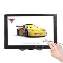 10,1 zoll Kleine touch Tragbare Monitor pc Computer VGA HDMI Raspberry pi LCD Display Bildschirm 12 zoll gaming monitor 1366x768 USB