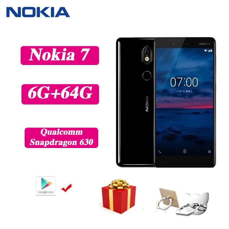 Смартфон Nokia X6, Nokia 6,1 plus, Nokia X7, Android, полноэкранный, две карты, 4 ГБ, 64 ГБ, синий, черный, 3 ГБ, 32 ГБ, используется 6 ГБ, 64 ГБ, для студентов