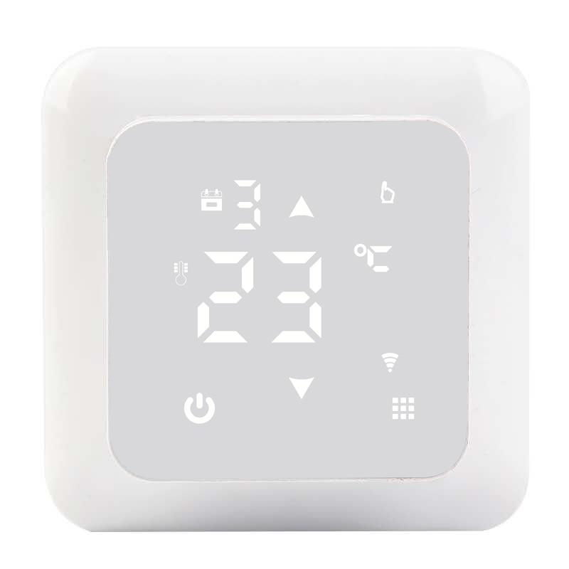 Hy517 الذكية تحت الأرض الحرارة ترموستات واي فاي المرجل منظم حرارة غرفة لاسلكي ل سخان مياه كهربي