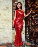 sujying autumn new fashion sexy close fitting nightclub wear hollow out sequin evening dress sexy party dress