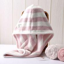 Drop shipping Hot Magic Microfibre Hair Drying Towel Wrap Quick Dry Turban Head Hat Bun Cap Shower Dry Bath Shower Pool new