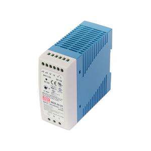 Switching power supply  MDR-40-24 40W   24V   85-264VAC/120-370VDC
