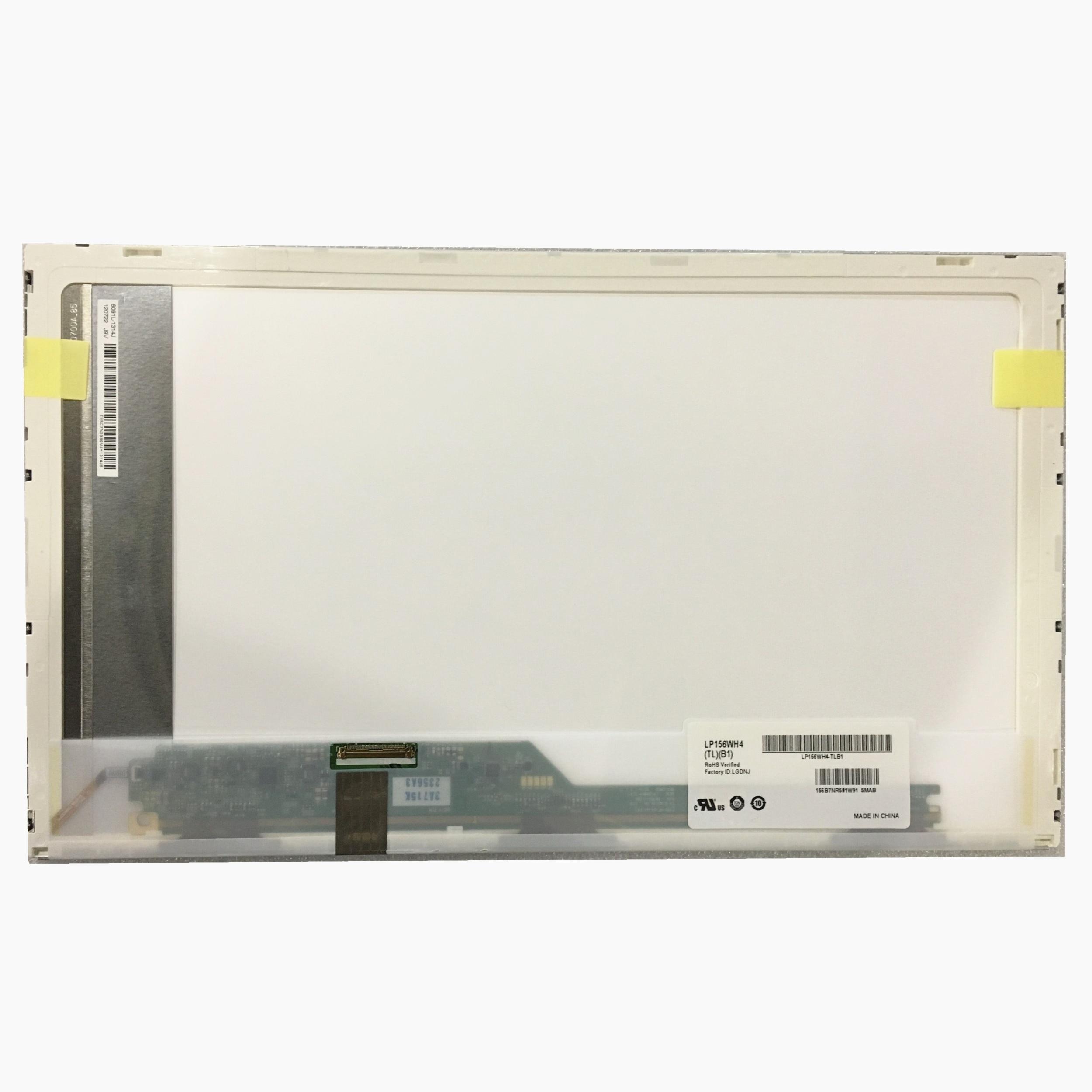 Envío Gratis LP156WH4-TLB1 LP156WH4 TLB1 B156XW02 V0 BT156GW01 HT156WXB-502 LP156WH2 TIAA pantalla Lcd de ordenador portátil 1366*768 40 pines