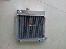 3 Row Aluminum Radiator For BMW E10 2002/1802/1602/1600/1502 TII/TURBO AT/MT
