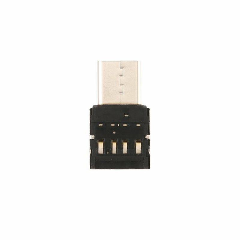 Adaptador de Cable USB tipo C OTG, convertidor de USB-C OTG portátil...