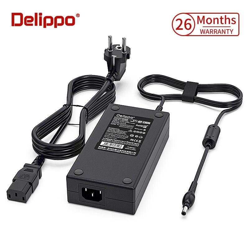 180W 19.5V Adaptador de Energia AC para ASUS ROG 9.23A G750JW-DB71 G20AJ-US029S GL503VD-DB74 Sager NP7870 Para MSI GS73VR Delippo