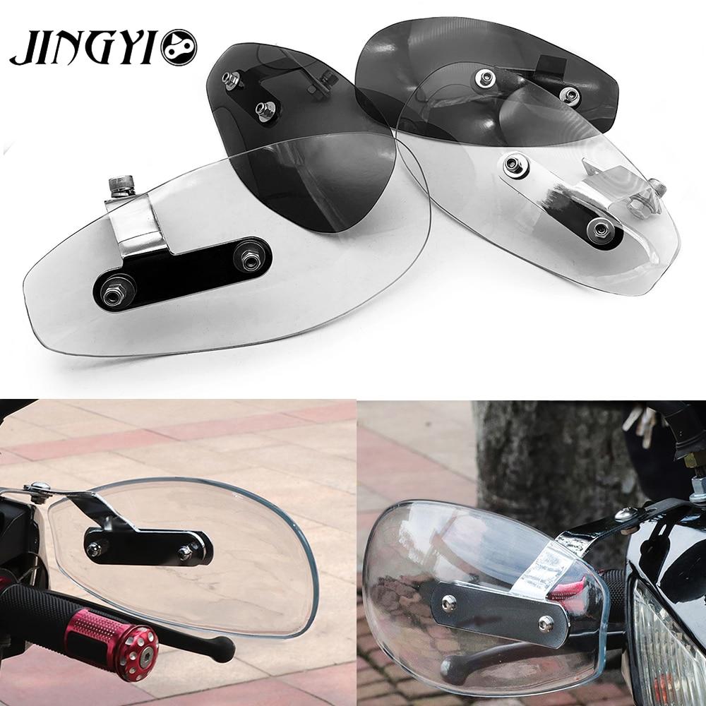 Protège-vent en matériau acrylique pour honda   Pour moto steed 400 kawasaki vulcan 900 suzuki gsx s1000 kawasaki ninja