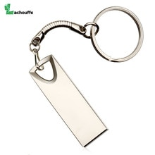 Clé USB en métal 64 gb lecteur de pouce 16GB 8GB clé usb 32gb clé mémoire Flash 128gb lecteur de stylo étanche 64 gb disque USB sur clé