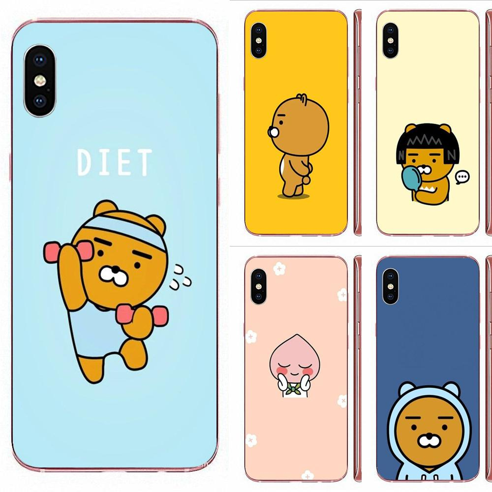 Kakao música Pop Corea caja del teléfono de silicona para Xiaomi Redmi mi10 lite Pro Nota 9 PRO Max 9s Mi9 K30 K20 Pro 5G