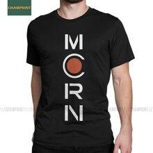 Hommes T-Shirt MCRN lexpanse coton T-Shirt à manches courtes Science-Fiction série Tv Science-Fiction T chemises de grande taille