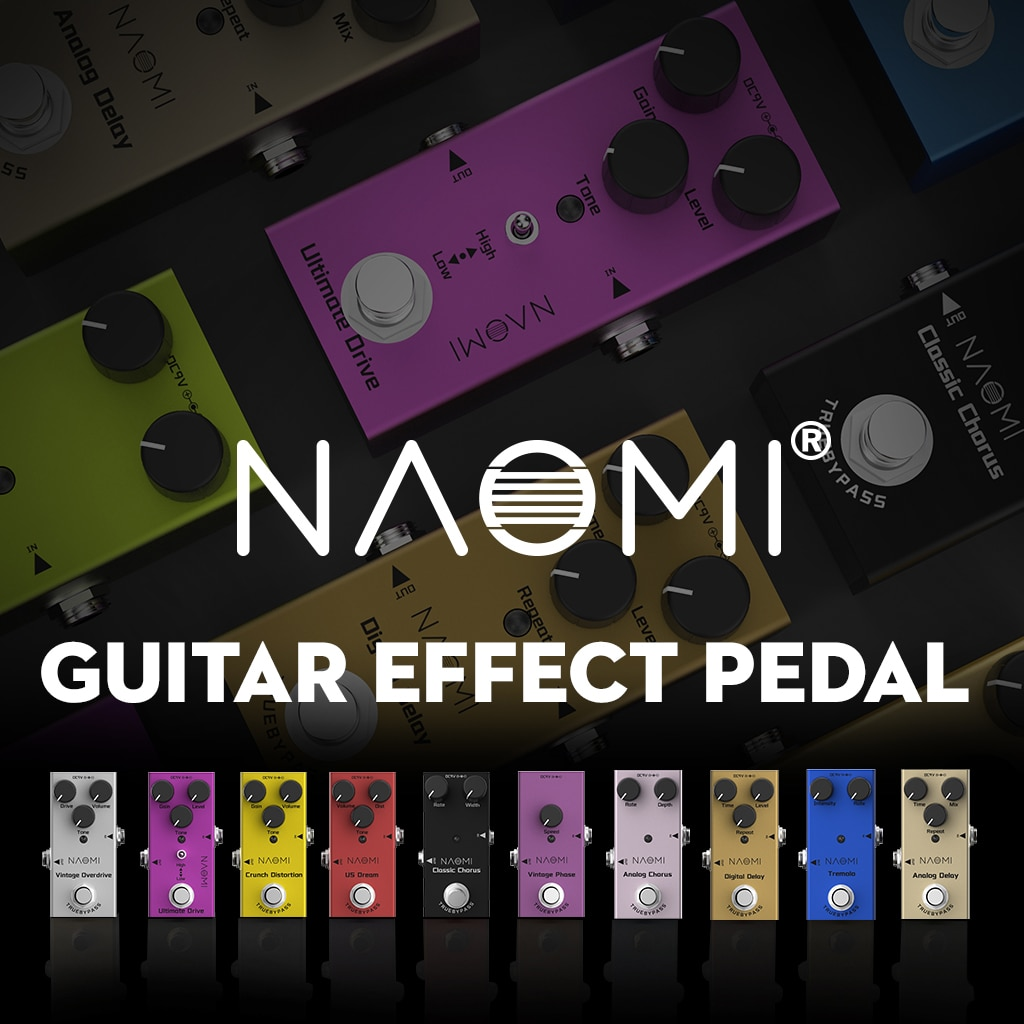 aliexpress.com - Guitar Multi Effects Pedal Overdrive/Distortion/Chorus/Phase/Delay/Tremolo Mini Guitar Effect Pedals