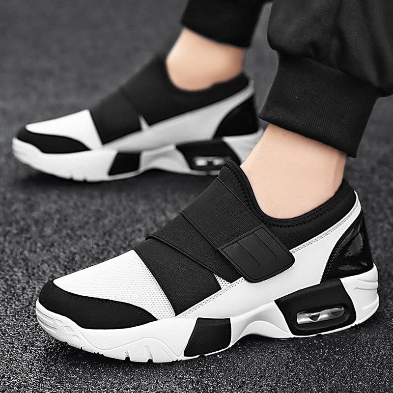 Zapatillas Deportivas con amortiguación de aire para hombre y mujer, calzado deportivo...