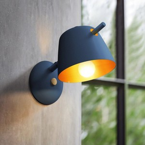 Nordic Children's Room Wall Lamp Creative Simple Hall Stair Corridor Bedroom Bedside Wall Lights For Home Bathroom Led Light