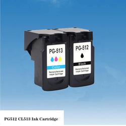 PG512 CL513 CL-513 PG 512 Cartuchos De Tinta Para Canon Pixma MP230 MP250 MP240 MP270 MP480 MX350 IP2700 Impressora