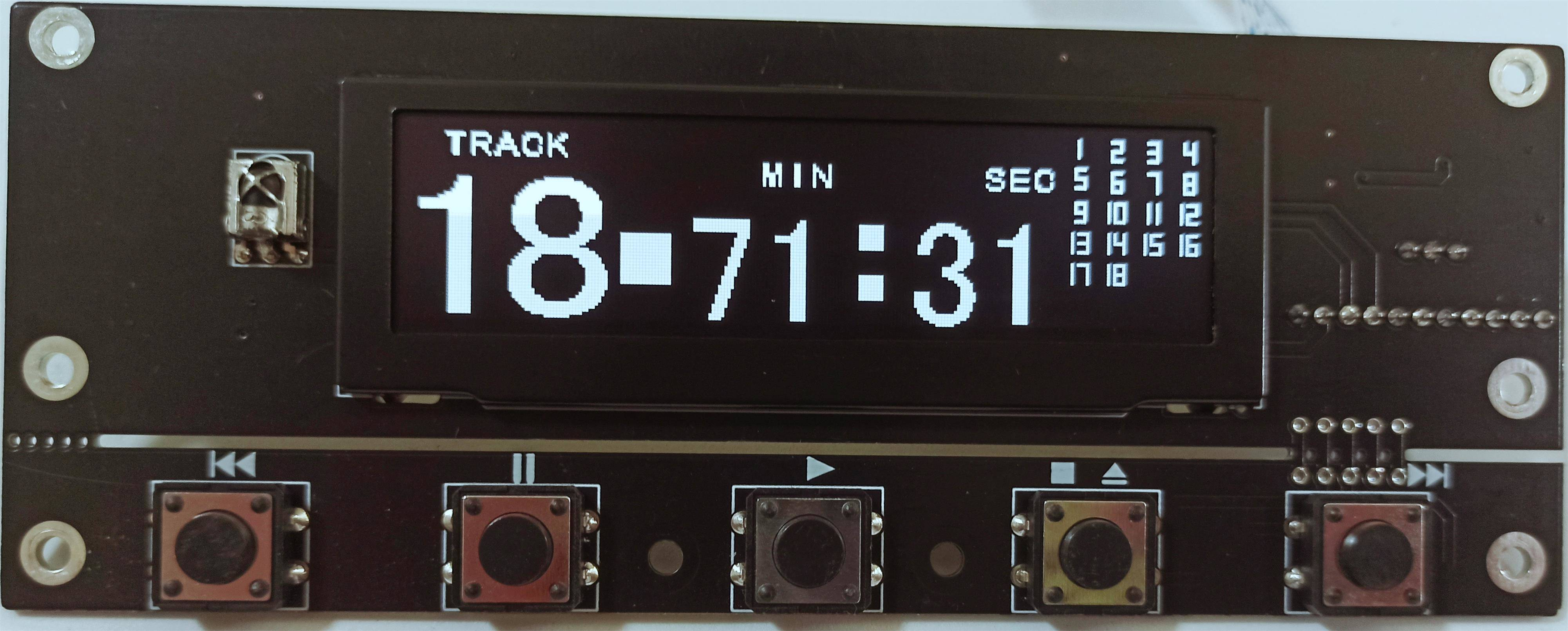 CDM4 عرض لوحة تحكم 310 عرض مجلس OLED عرض دعم ZC99696 ZC99685 العرض