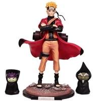 uzumaki naruto gk action figure shippuden anime model pvc statue collectible toys
