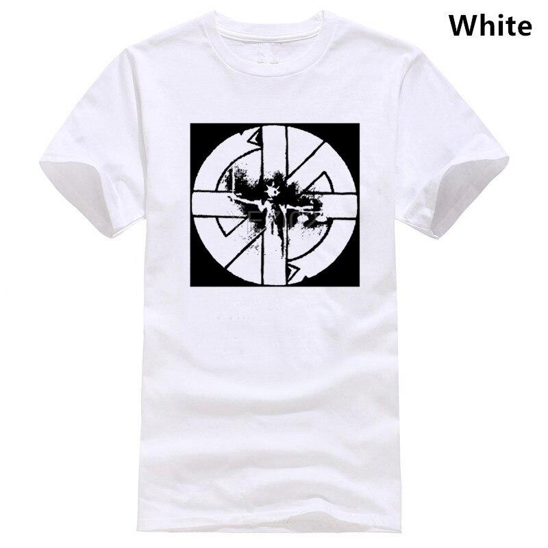 Logotipo crass (1) justiça masculina t camisa punk ignorante anarquia rock desobedecer anarquista