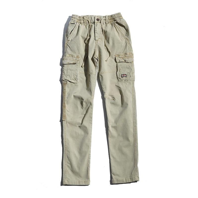 Мужские штаны-карго Glacial Whale, новые модные штаны-карго в стиле Харадзюку, 2021 г., мужские штаны для бега в стиле хип-хоп, японская уличная одежда...