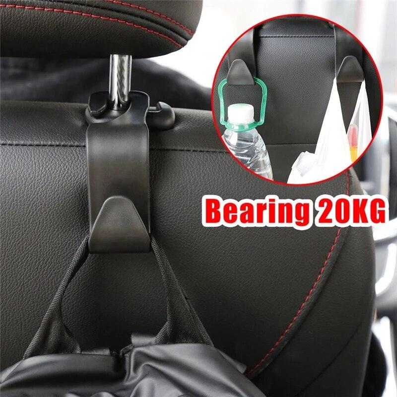 3 шт., универсальные автомобильные держатели для сумок