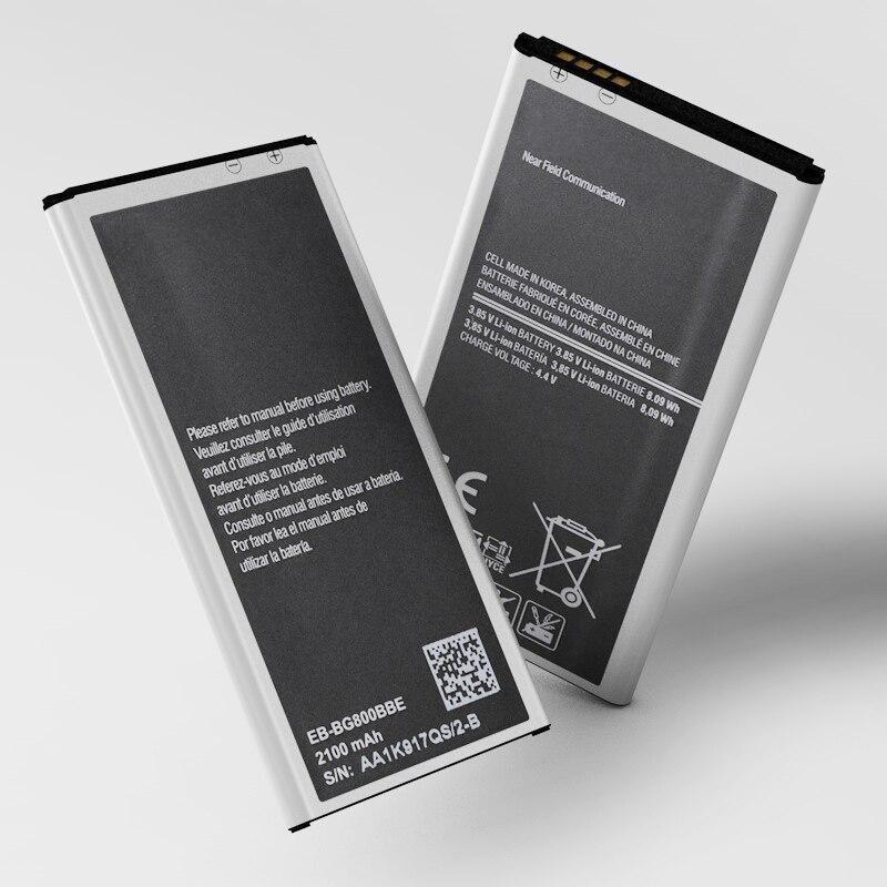 Batería de repuesto para Samsung Galaxy S5 G900S G900F G9008V 9006V 9008W...