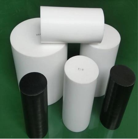 PTFE قضيب الجرافيت شغل قضيب polytetraluoroethylene200 * 100 مللي متر/160*60 مللي متر