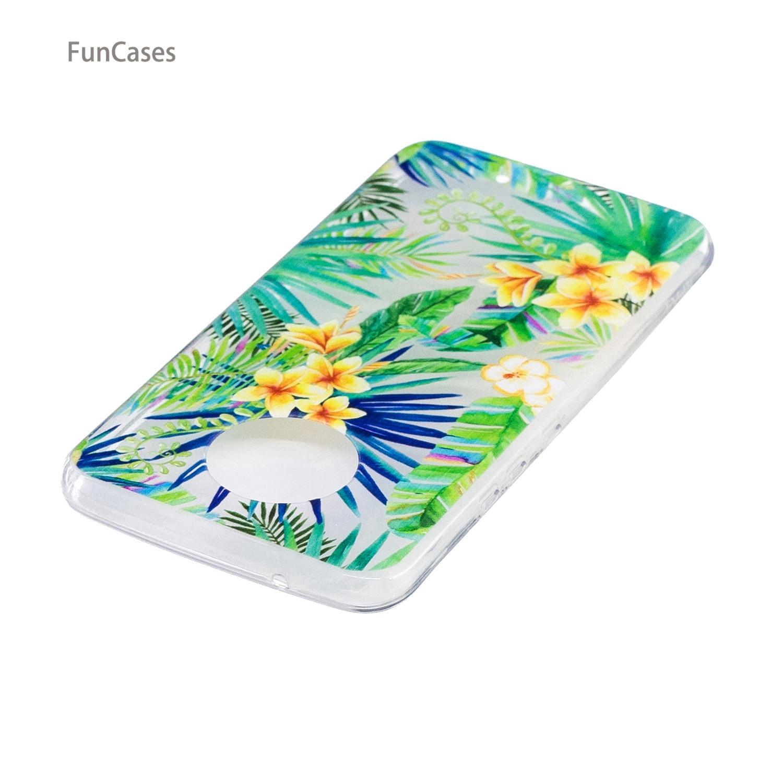 ¡50 patrones! Funda de Animal sFor Celular Moto X4 suave TPU cubierta trasera Cove citas mensajes billetera funda para Motorola X4 Phomes Tel