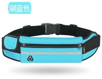 Women Sport Waist Pack Fanny Crossbody Wallet Belt Travel Phone Bag Fashion Pouch Money Bum