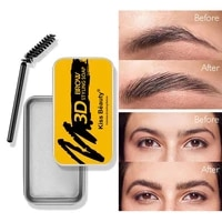 10g colorless and transparent eyebrow cream refreshing natural eyebrow styling and long lasting m1l2