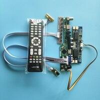 for LTM190M2-L33 4 lamps Controller Board VGA AV 1440X900 19 30pin Resolution TV VGA kit Digital Signal HDMI LCD