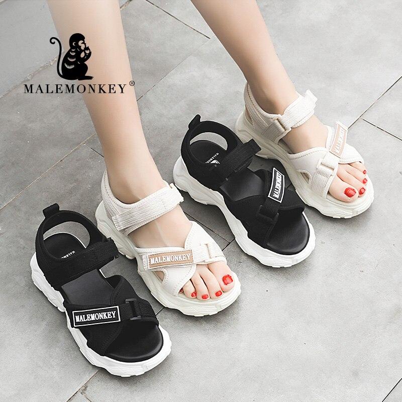 Sandálias masculinas macaquinho, salto alto, moda feminina, 023145, xadrez, sandálias esportivas