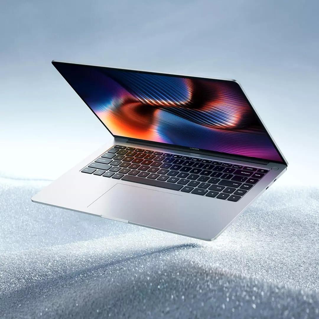 2021 Xiaomi Mi Laptop Pro 15 i7-11370H/i5-11300H MX450 3.5K OLED 15.6 Inch Ultraslim Notebook 16GB+512GB Home Office Computer