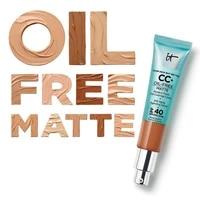 it cosmetics pore repair concealer cc cream full cover medium or light hide blemish corrector its skin makeup