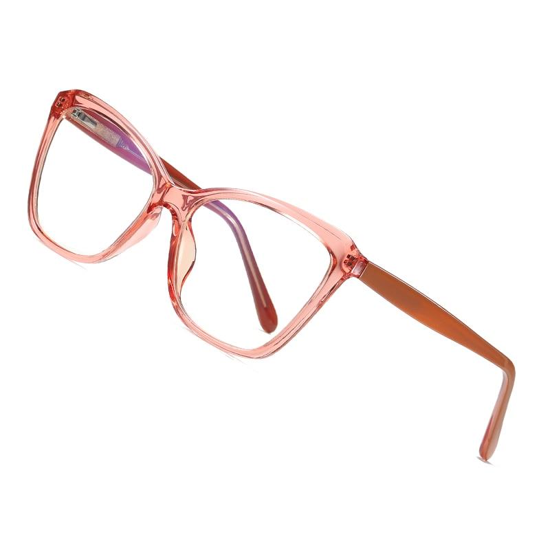 AOFLY BRAND DESIGN 2020 Blue Light Blocking Glasses Oversized Optics Frame Vintage Cat Eye Computer Gaming Eyewear Women UV400