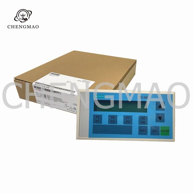 6ES7272-0AA30-0YA0 جديد سيمنز S7 TD 200 لوحة شاشة لمس PLC HMI شاشات لعرض الرسائل 6ES7272-0AA30-0YA0