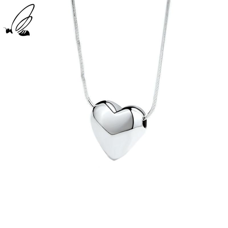Ожерелье-женское-из-серебра-925-пробы-с-подвеской-в-виде-сердца