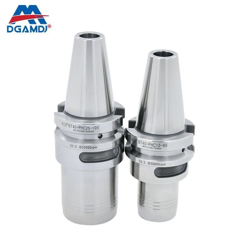 1set carbide inserts apmt1135 bt30 bt40 fmb22 tool holder bap300r 50mm 63mm end mill head for bt30 bt40 milling machines High precison CNC Hydraulic BT30 BT40 Tool Holder PHC PHC06 PHC08 PHC10 PHC12 PHC16 PHC20 BT Hydraulic Tool Holder