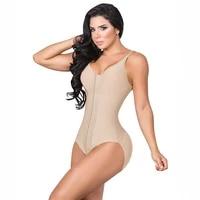 buttocks lifter women sexy corset bustier top original colombian girdles colombian shaperwear woman slimming panties faja bodys