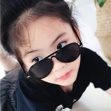Fashion Boys Sunglasses Kids Aviation Style Children Sun Glasses Brand Designer 100%UV400 Protection