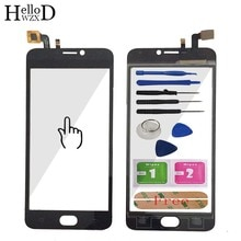 Mobile Touch Screen For Blackview BV2000 Lens Sensor Assembly Phone Digitizer Glass Panel Front Glas