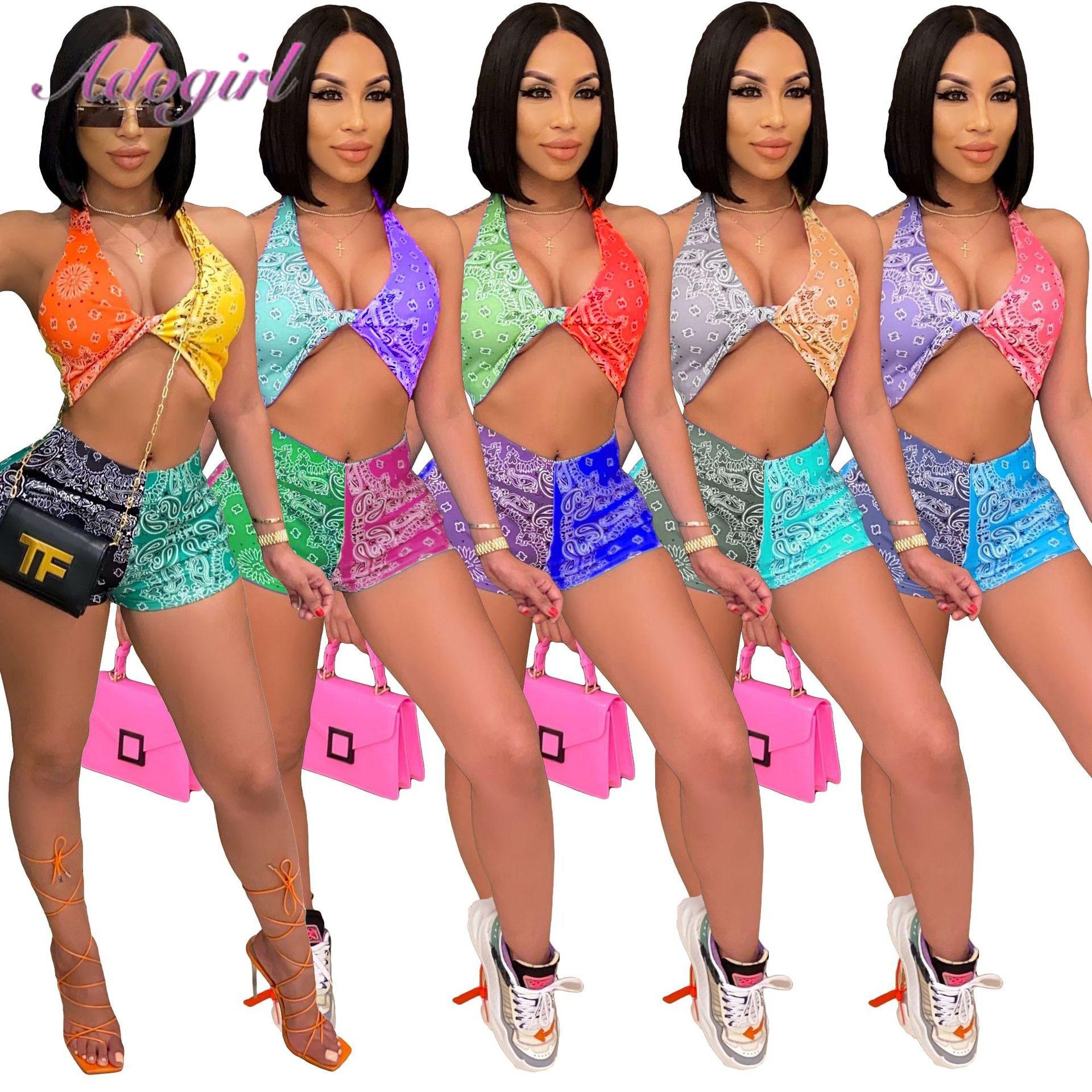 workout-bandana-print-summer-two-piece-sets-women-sexy-halter-bra-crop-top-shorts-outfit-beach-matching-set-sportwear-tracksuit