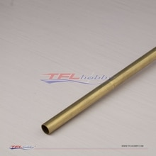 TFL pièces dorigine! Tuyau/Tube en cuivre pour 2.2mm 3mm 3.17mm 4mm 4.76mm 6.35mm arbre Flexible/arbre de Transmission pour bateau RC
