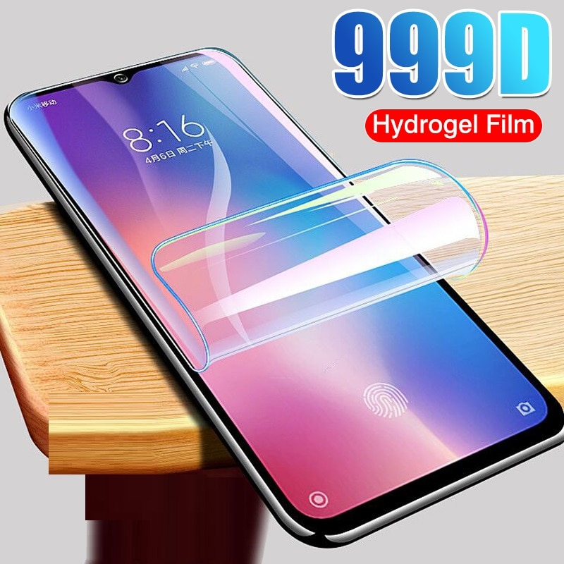 500D Protective For Xiaomi Redmi Note 4 4X 5 5A Pro Screen Protector Redmi 5 Plus S2 4X 5A Hydrogel
