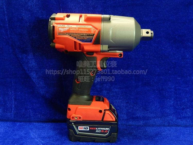 Milwaukeemiwoqi 2864-20 18V Lithium Brushless Impact Wrench 2863 upgrade enlarge