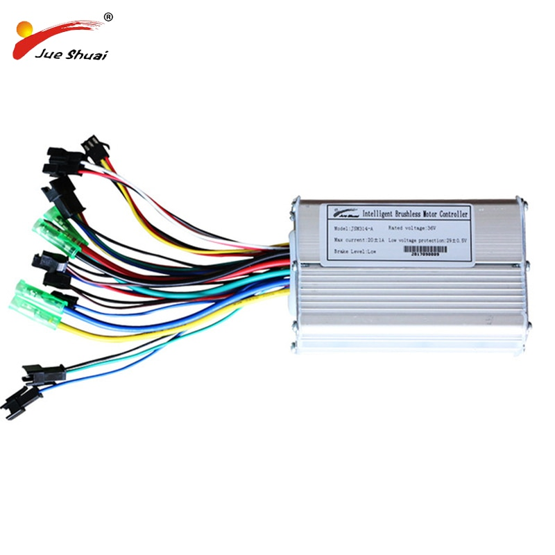 Bicicleta elétrica 36 v 48 v controlador sensorless 20ah 25ah 28ah 40 ahsinewave estável led display lcd controlador ebike