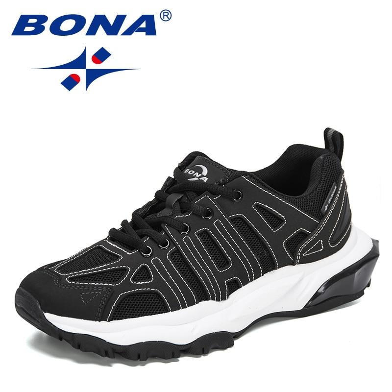 بونا-أحذية مشي كلاسيكية للرجال ، أحذية خارجية ، أحذية تدريب احترافية ، أحذية ترفيهية ، 2021