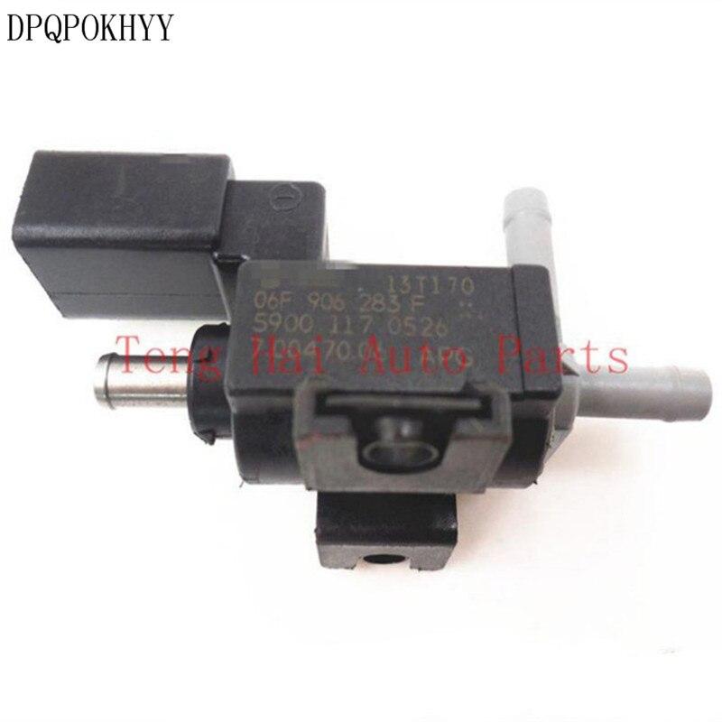Válvula de controle 06f906283f do impulso da pressão de dpqpokhyy para vw passat audi a3 a4 a5 a6 tt skoda