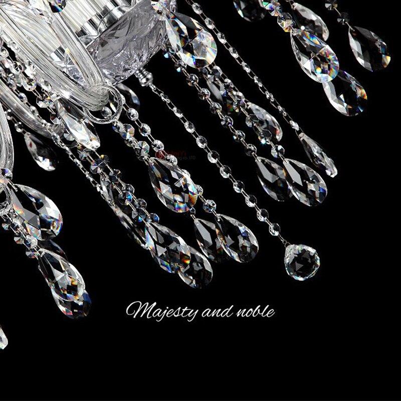 38mm 50mm 63mm Klar K9 Glas Kristall Prismen Anhänger Kronleuchter Teile Lampe Beleuchtung Hängen Tropfen für Dekoration