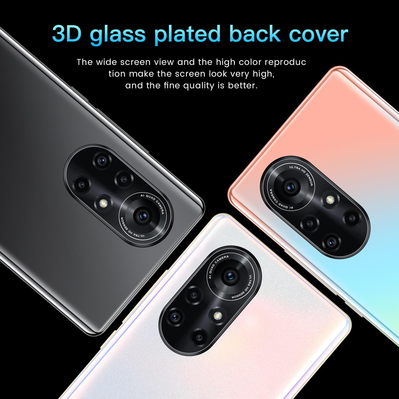 Global Version Huawei Nova 8 Pro Smartphone 4800mAh 1GB RAM 8GB ROM Unlocked Dual Sim Cellphone Celular Mobilephone Android 10.0
